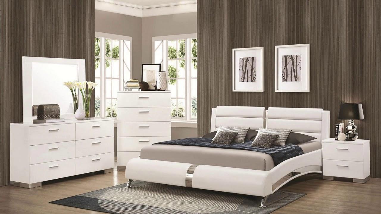 Contemporary mens bedroom design ideas