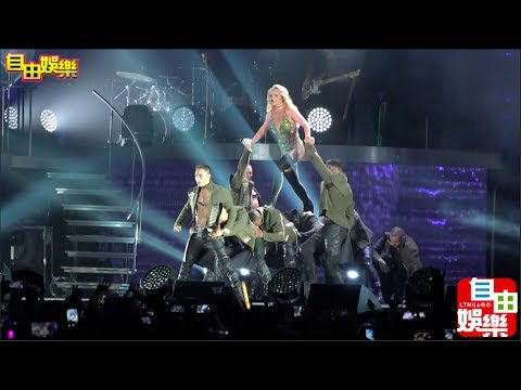 Britney Spears Live in Taiwan 2017
