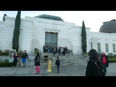 Griffith Observatory Los Angeles Tour (HD)