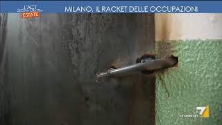 Milano, il racket delle occupazioni
