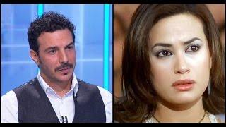 تعرف علي سبب انفصال الفنان السوري باسل خياط وهند صبري..فيديو