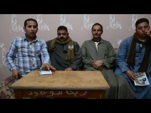 لقاء مع اهالي شهداء ليبيا الابرار