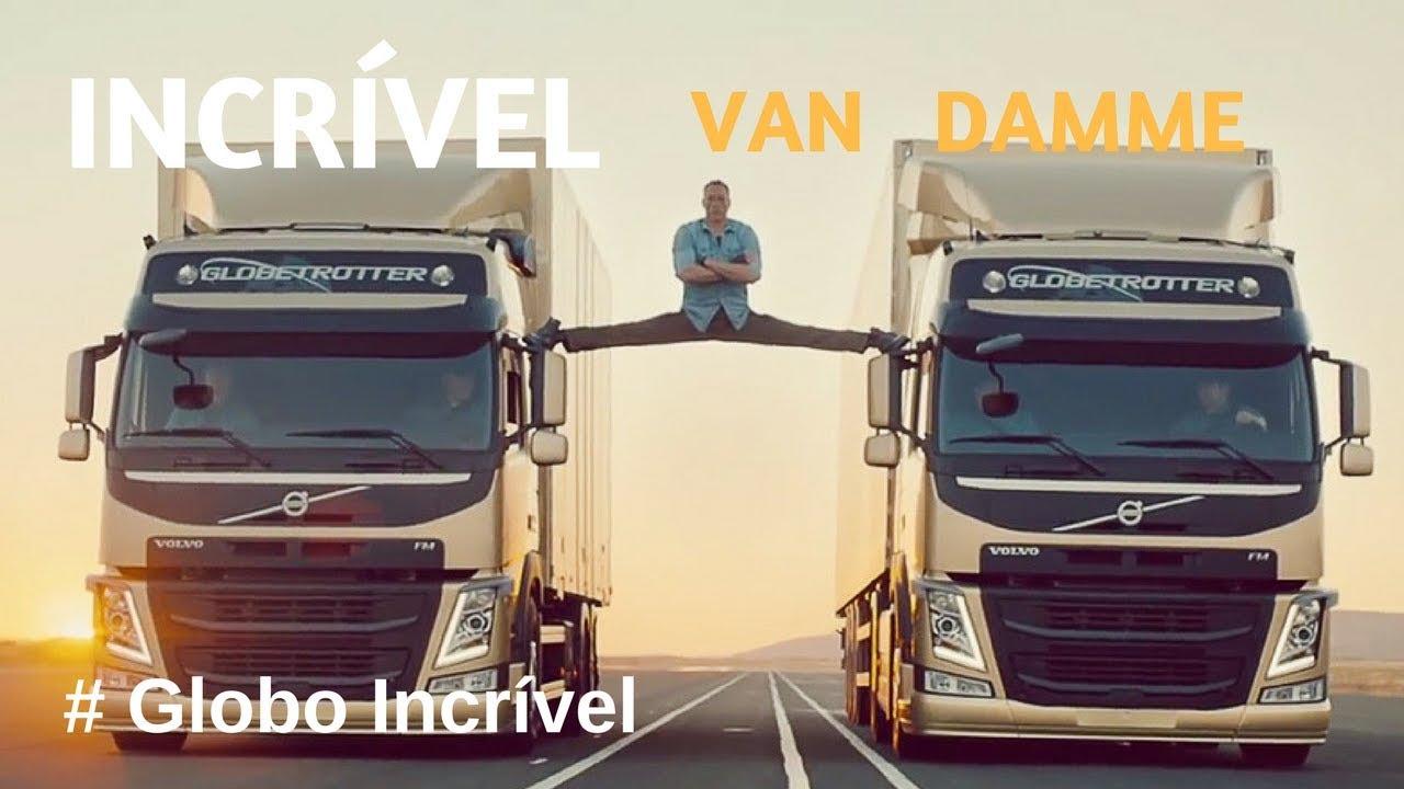 JCVD (Volvo Trucks, 2013)