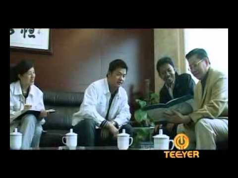 Giới thiệu công ty TeeYer