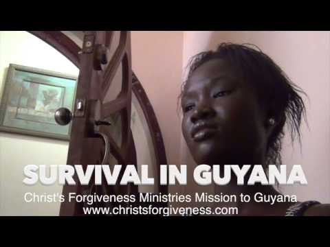 REAL GUYANA: Exclusive interview about human trafficking