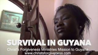 THE REAL GUYANA: Exclusive interview human trafficking and life in Guyana
