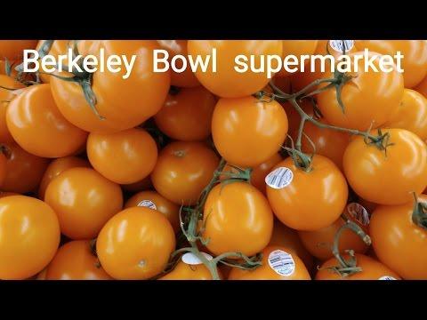 American Supermarket tour in 360( Berkeley Bowl West)