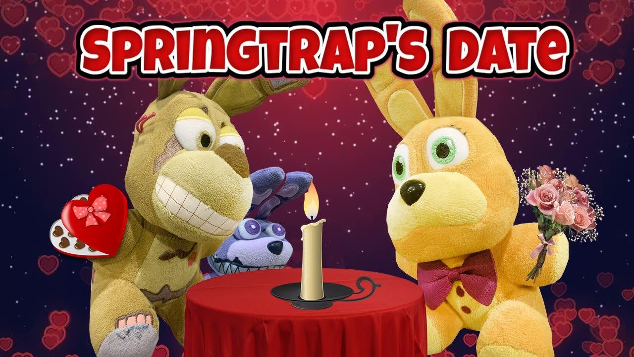 Download Gw Movie- Springtrap's Date