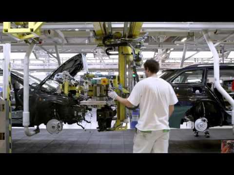 Skoda Superb production. Производство Шкода Суперб. Автозавод Škoda Auto.