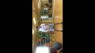 Golf workouts - rotation for better golf swing