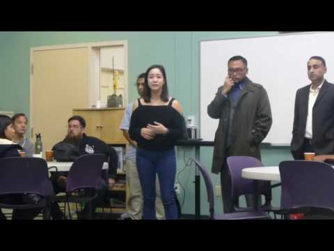 Standing Rock Report Back - Sacred Heart Community Services, San Jose, December 1, 2016