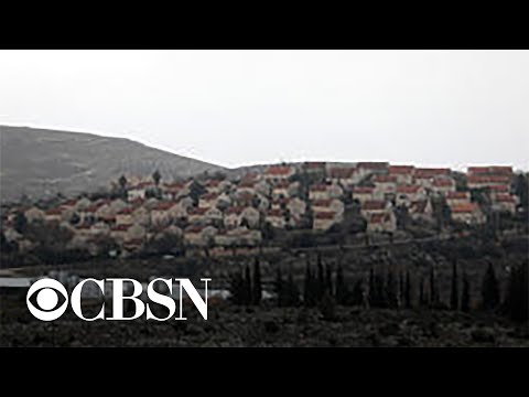 WorldView: Israeli Settlements, Big Ben's Repair, And More