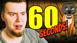 WYGONIŁY NAS KOTY? (60 Seconds #38)