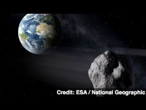 Asteroid to Pass Extremely Close to Earth Next Week