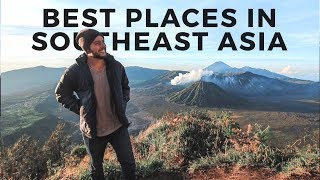 BEST PLACES TO VISIT IN SOUTHEAST ASIA | YOUR MUST-SEE LIST