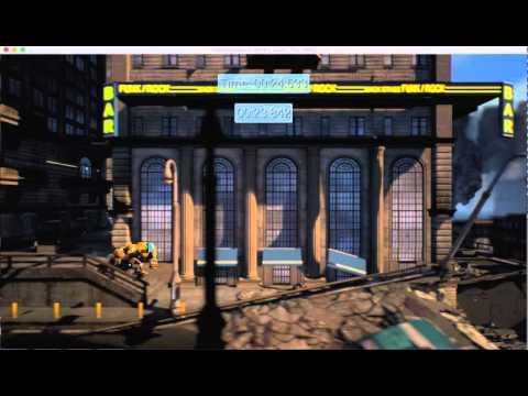 Robot Platformer Game Sound Design  Jameson Parker