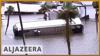 🇺🇸 🌀 Hurricane Michael makes landfall as 'monstrous' Category-4 storm | Al Jazeera English