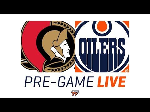 ARCHIVE | Pre-Game Coverage - Oilers Vs Senators