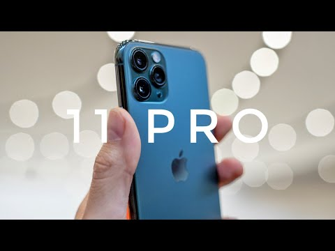 Apple iPhone 11 Pro Hands-on! 🤚🏼📱