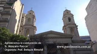 Órgano de la Parroquia Nuestra Señora de Montserrat