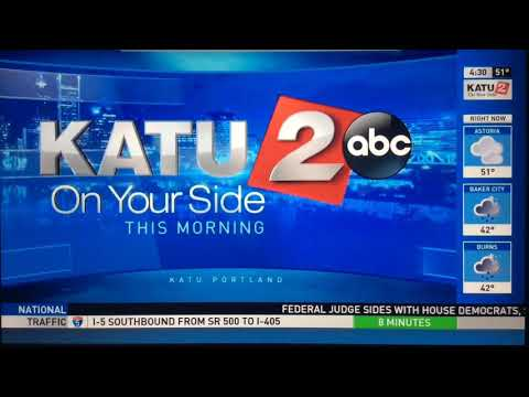 KATU 2 News this Morning at 4:30am open May 21, 2019
