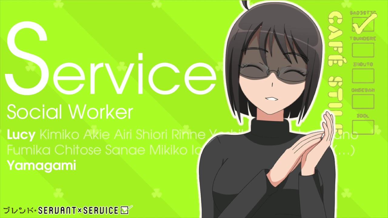 blend sxs blend s vs servant x service youtube