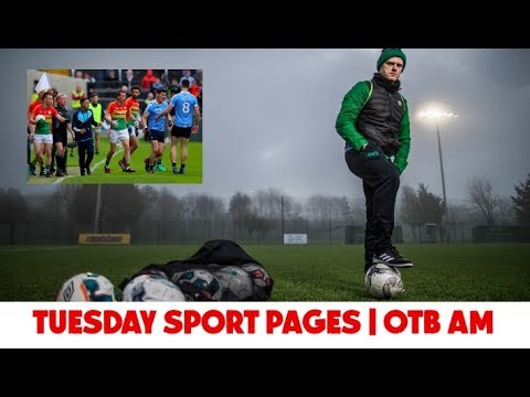 The Sports Pages: Duff's Miller anger, Connolly witch hunt, selling Martial