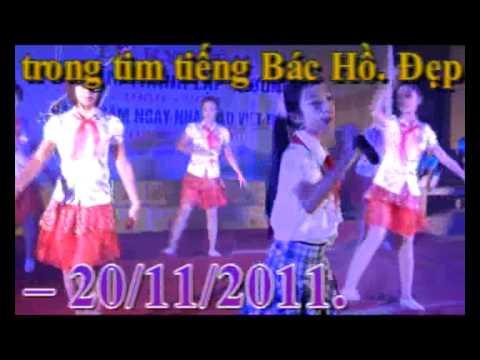 THCS Nha Trang - 55 Nam - BAY CAO TIENG HAT UOC MO.wmv