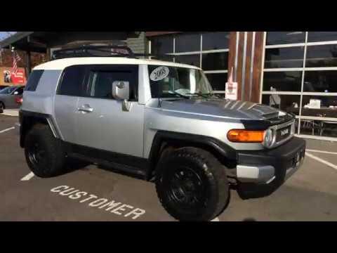 """Live Video Walk Around"" 2008 TOYOTA FJ CRUISER CLEAN (503)850-2185 CALL OR TEXT"