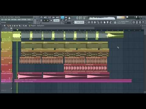 Our Psych - Misae (PANDAmonium remake) FL Studio 12