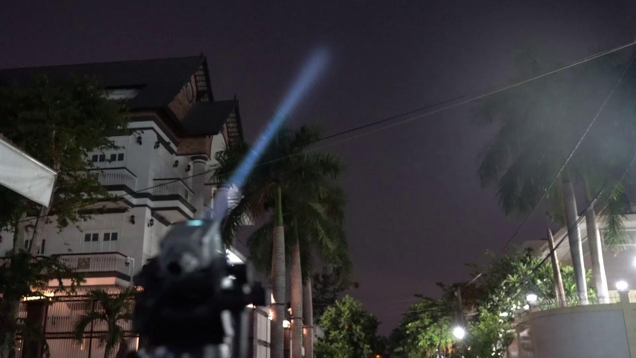 Test Ánh Sáng Siêu Phẩm Module Laser F+ - Ánh Sáng Xé Toang Màn Đêm | Auto365