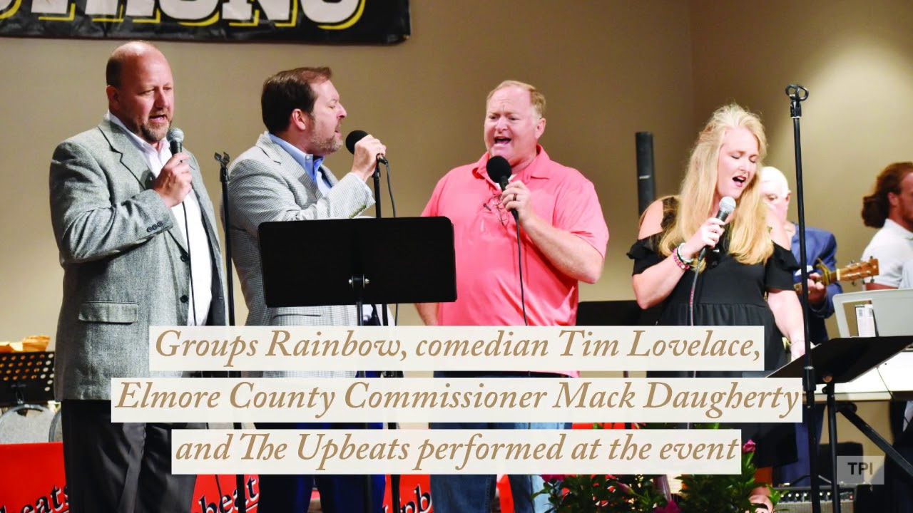 Wetumpka Strong lucheon held for community | News