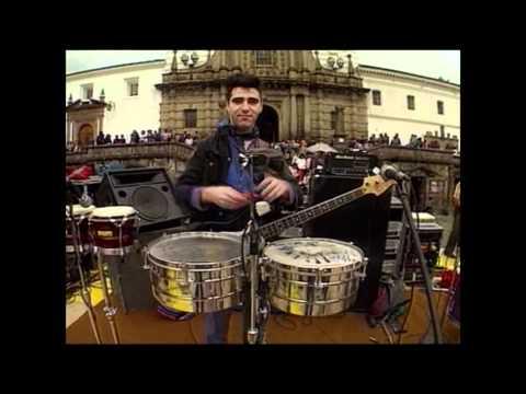 Patchanka (En Vivo en Quito, Ecuador) (HD) - Mano Negra