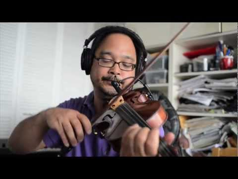 You've Got a Friend - Carole King Cover - Duane Padilla, Violin & Guitar