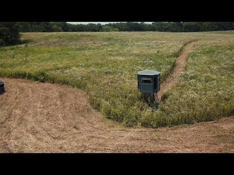 Redneck Hunting Blinds - The Management Advantage