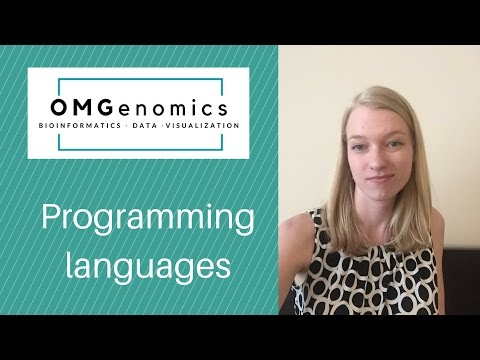 For bioinformatics, which language should I learn first?