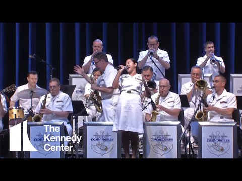 U.S. Navy Band Commodores - Millennium Stage (August 21, 2018)