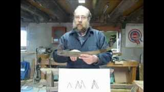 How to sharpen a pruning silky saw