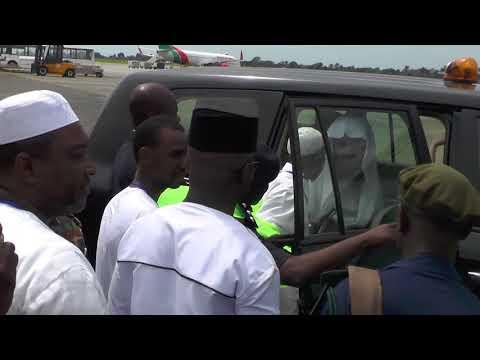 MUFTI MENK IN SIERRA LEONE