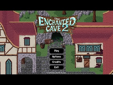 The Enchanted Cave 2 Soundtrack ~ Cave 20 - 40 (Full Version)