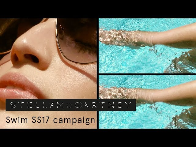 Stella McCartney Swimwear SS17 Campaign