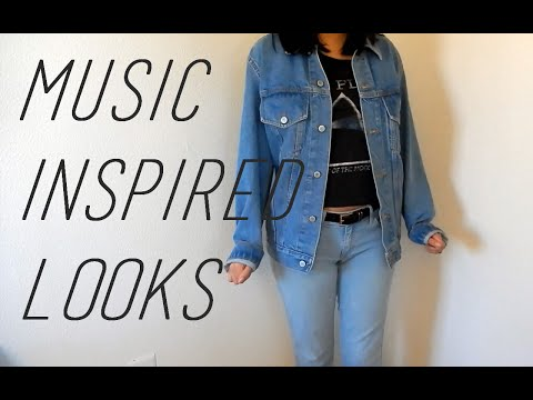Looks Inspired By Musicians | Lookbook