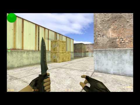 Как поменять руку в Counter-Strike 1.6