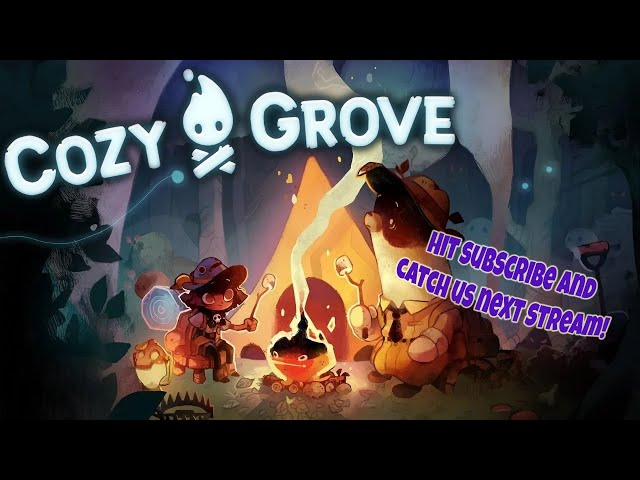 Cozy Grove | PS4 Gameplay & First Impressions
