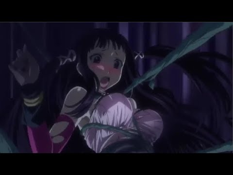 anime ryona girls