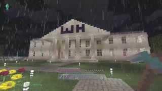 Minecraft: Mansion build Ps3 Edition