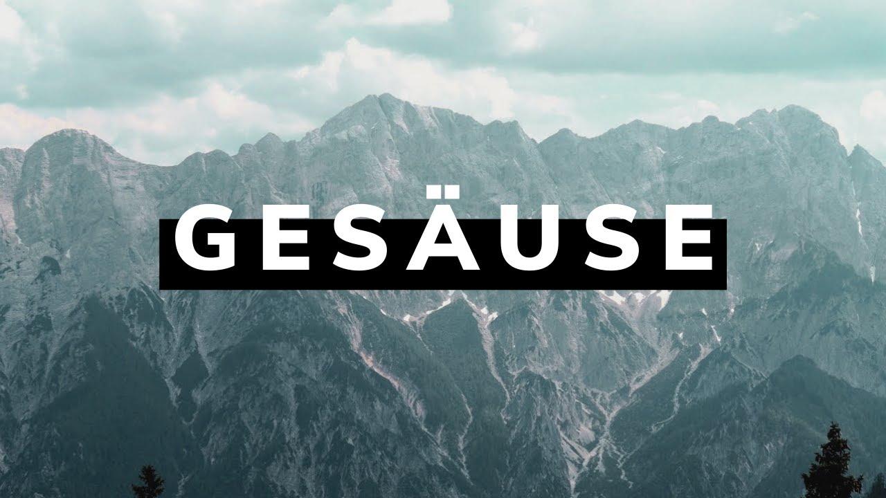 Gesäuse National Park - Austria