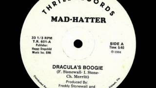 MAD HATTER DRACULA