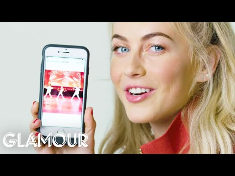 "Julianne Hough Reveals Her ""Awkward"" and ""Goofy"" True Self 