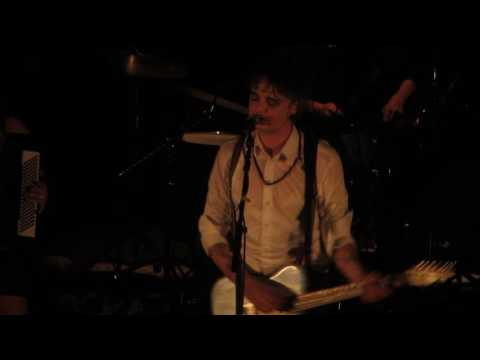 Peter Doherty - The Whole World Is Our Playground Live @ Hackney Empire